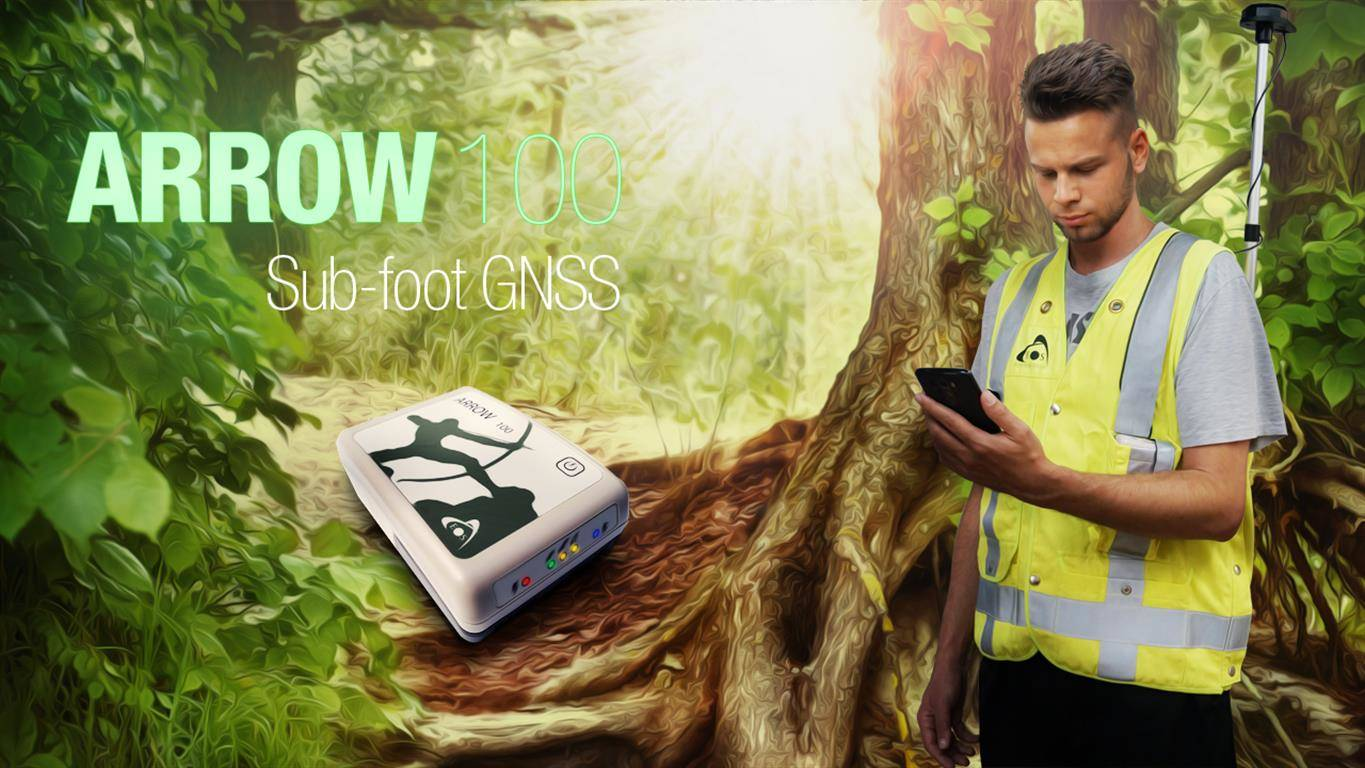 Forest Survey with Arrow 100